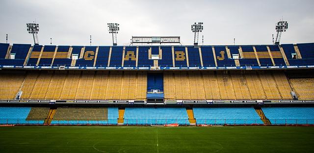 アルゼンチンのボカジュニアーズのホームスタジアム