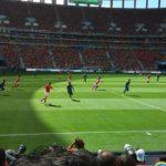 サッカーのディフェンスのポジショニングについて。3バックと4バックの違いとは?