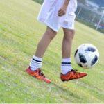 サッカーのトラップとは?そのコツと練習法で大切な3つの要素