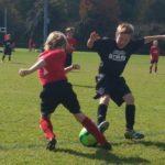 サッカーのダブルタッチのコツ。技術習得に必要な3つの要素。イニエスタのプレーから学ぶ!