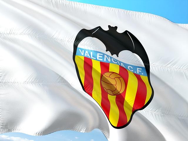 バレンシアのフラッグ画像