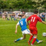 サッカーのディフェンス。ディフェンスを向上させる3つの要素とコツ。