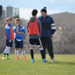 学習のマッチングとサッカーの個別指導(パーソナルトレーニング)について